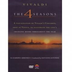Il Giardino Armonico (Гармонический сад): The Four Seasons Dvd