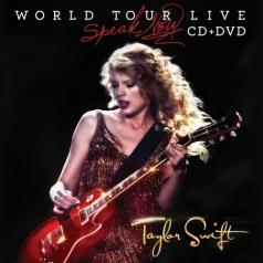 Taylor Swift (Тейлор Свифт): Speak Now World Tour Live