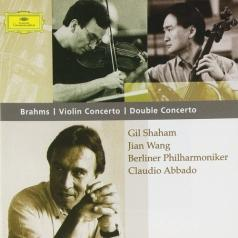 Gil Shaham (Гил Шахам): Brahms: Violin Concerto; Double Concerto