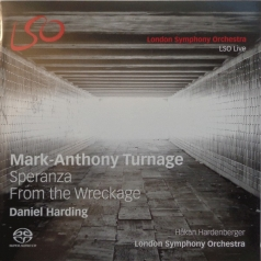 Mark-Anthony Turnage: Speranza
