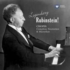 Artur Rubinstein (Артур Рубинштейн): Legendary Rubinstein - Chopin