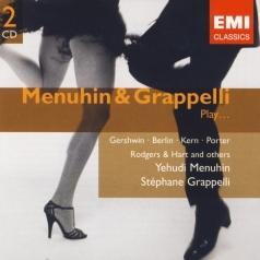 Yehudi Menuhin (Иегуди Менухин): Menuhin & Grappelli Play Gershwin