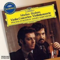 Pinchas Zukerman (Пинхас Цукерман): Sibelius: Violin Concerto In D Minor/ Beethoven: Violin Romance No.1