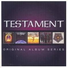 Testament: Original Album Series