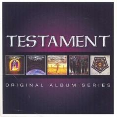Testament (Тестамент): Original Album Series