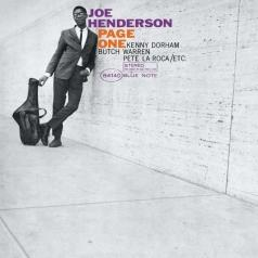 Joe Henderson (Джо Хендерсон): Page One