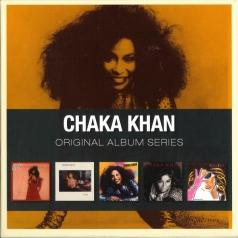 Chaka Khan (Чака Хан): Original Album Series