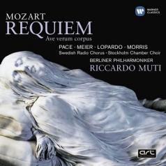 Riccardo Muti (Риккардо Мути): Requiem D-Moll Kv.626