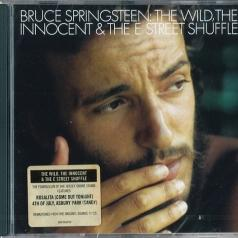 Bruce Springsteen (Брюс Спрингстин): The Wild, The Innocent And The E Street Shuffle