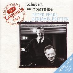 Benjamin Britten (Бенджамин Бриттен): Schubert: Winterreise