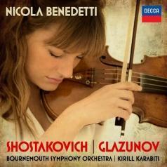 Nicola Benedetti (Никола Бенедетти): Shostakovich