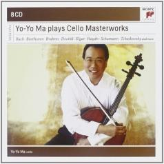 Yo-Yo Ma (Йо-Йо Ма): Yo-Yo Ma Plays Concertos, Sonatas And Su