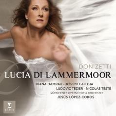 Diana Damrau: Lucia Di Lammermoor