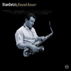 Stan Getz (Стэн Гетц): Finest Hour