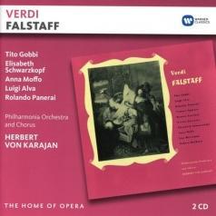 Herbert von Karajan (Герберт фон Караян): Falstaff