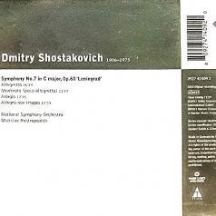 Мстислав Ростропович: Symphony No.7, 'Leningrad'