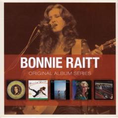 Bonnie Raitt (Бонни Райт): Original Album Series