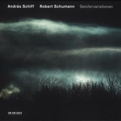 Andras Schiff (Андраш Шифф): Schumann - Geistervariationen
