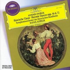 Rafael Kubelik (Рафаэль Кубелик): Dvorak: Slavonic Dances Op.46,72