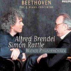 Alfred Brendel (Альфред Брендель): Beethoven: The Piano Concertos