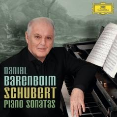 Daniel Barenboim (Даниэль Баренбойм): Schubert: Piano Sonatas