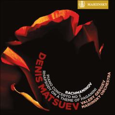 Matsuev Denis: Rachmaninov - Piano Concertos Nos 1 & 3 - Rhapsody On A Theme Of Paganini