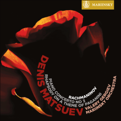 Matsuev Denis: Rachmaninov - Piano Concertos Nos 1 & 3 - Rhapsody On A Theme Of Paganini