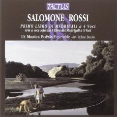 Ut Musica Poësis Ensemble (Ют Мьюзика Поесис Ансамбль): Primo Libro De'Madrigali A 4V.