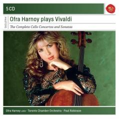 Ofra Harnoy: Ofra Harnoy Plays Vivaldi
