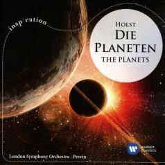Andre Previn: Holst: Die Planeten / The Planets