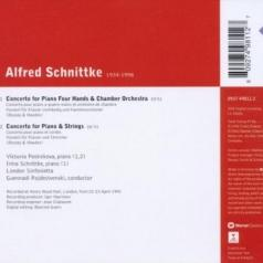 Виктория Постникова: Concerto For Piano 4 Hands & Concerto For Piano & Strings