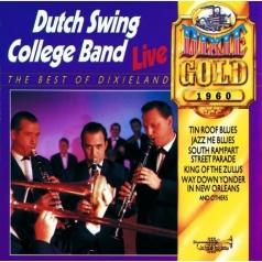 The Dutch Swing College Band: The Dutch Swing College Band - Live In 1960