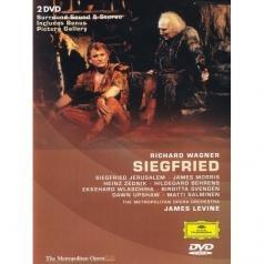 James Levine (Джеймс Ливайн): Wagner: Siegfried