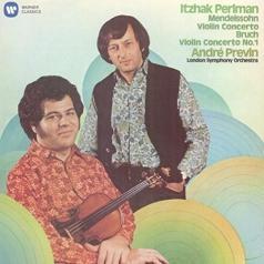 Itzhak Perlman (Ицхак Перлман): Violin Concertos - Perlman, LSO/Previn