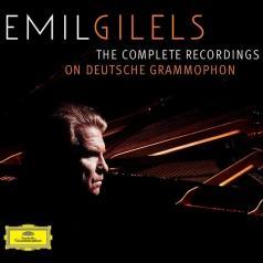 Emil Gilels (Эмиль Гилельс): Complete Recordings