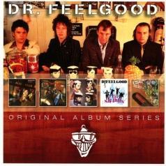 Dr. Feelgood (Др Филгуд): Original Album Series (Sneakin' Suspicion / Be Seeing You / Let It Roll / A Case Of The Shakes / On The Job (Live))