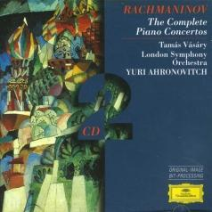 Tamas Vasary (Тамаш Вашари): S. Rachmaninov: Complete Piano Concertos