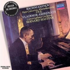 Владимир Ашкенази: Rachmaninov: Piano Conc.2,4