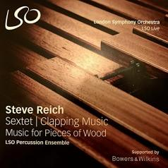 Steve Reich (Стивен Райх): Sextet, Clapping Music, Music For Pieces Of Wood