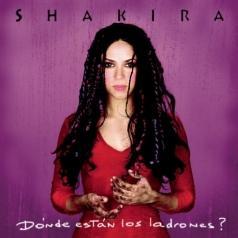 Shakira (Шакира): Donde Estan Los Ladrones