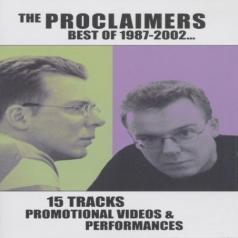 The Proclaimers (Зе Прокламерс): 1987-2002(Pal)