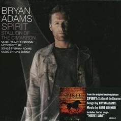 Bryan Adams (Брайан Адамс): Spirit: Stallion Of The Cimarron