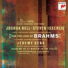 Joshua Bell (Джошуа Белл): For the Love of Brahms