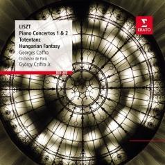 György Cziffra (Дьёрдь Цифра): Piano Concertos 1 & 2, Totentanz, Hungarian F