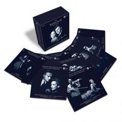Yehudi Menuhin (Иегуди Менухин): The Menuhin Century: The Complete Recordings With Hephzibah Menuhin
