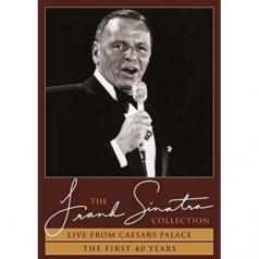 Frank Sinatra (Фрэнк Синатра): Live From Caesars Palace + The First 40 Years
