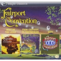 Fairport Convention (Фаирпонт Конвеншен): Moat On The Ledge/ Cropredy To Portmeirion/ XXXV