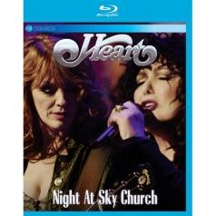 Heart (Хеарт): Night At Sky Church