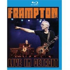 Frampton Peter (Питер Фрэмптон): Live In Detroit