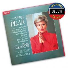 Pilar Lorengar (Пилар Лоренгар): Portrait